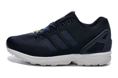 Adidas Zx Flux Mens & Womens (unisex) Black Blue New Zealand